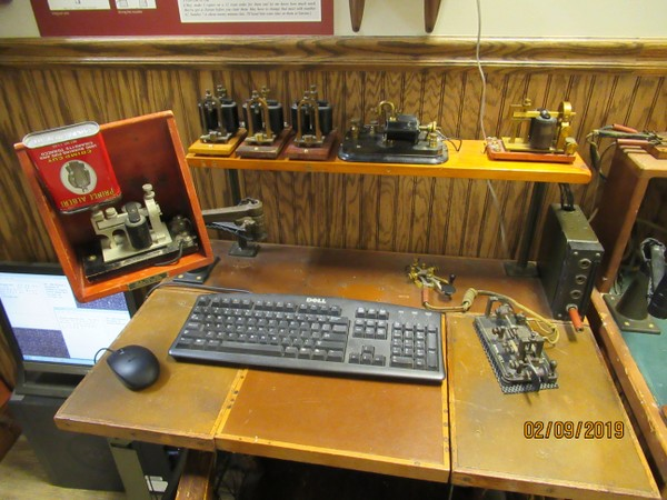 Photo of DK Office at AWA Museum
